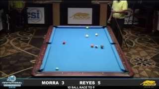 2014 CSI 10 Ball Invitational: Morra vs Reyes (7)
