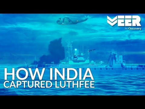Operation Cactus | How India Captured Luthfee | Maldives Crisis 1988 | Battle Ops |Veer by Discovery