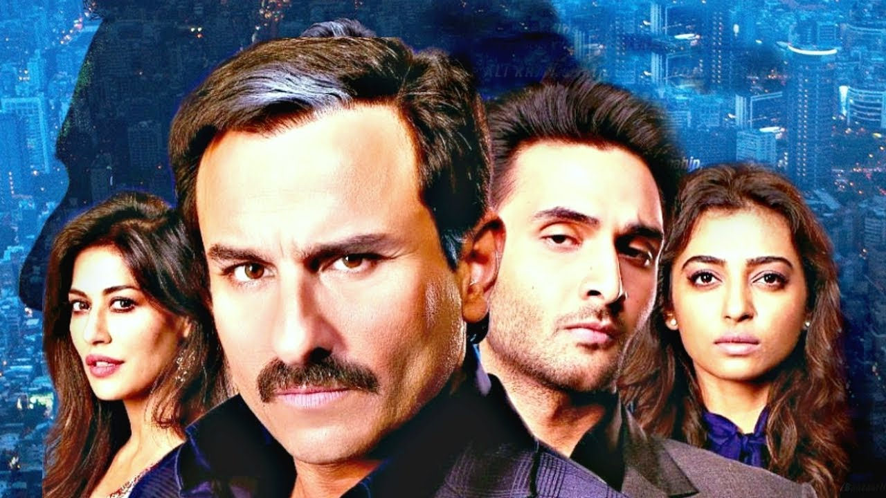 Saif Ali Khan Latest Hindi Full Movie | Rohan Vinod Mehra, Radhika Apte, Chitrangada Singh