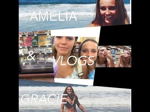 WHOLE FOODS CALIFORNIA  - VLOG | Amelia & Gracie