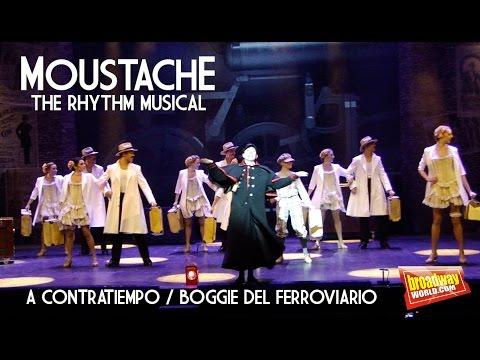 MOUSTACHE - A Contratiempo / Boogie del Ferroviario