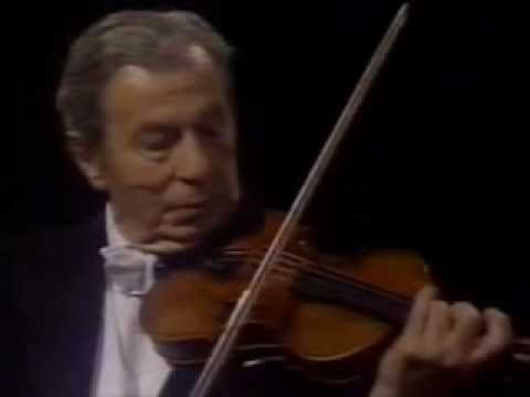 Nathan Milstein Introduction and Tarantella Sarasate