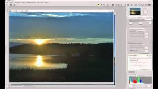 Работа с фоторедакторами.  Урок 24. Примеры работы в Capture NX2. Все уроки на www.victorkas.com