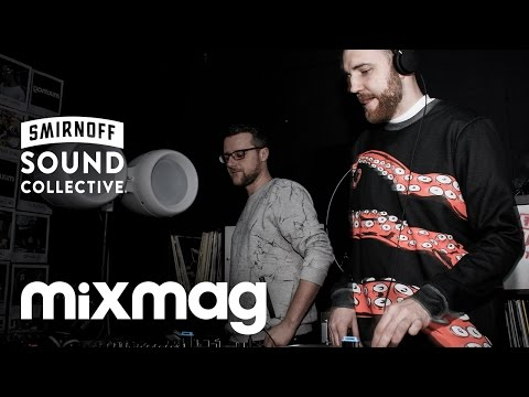 CATZ 'N DOGZ disco to techno grooves in The Lab LDN