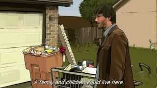 "A Scanner Darkly - ""They are watching me"""