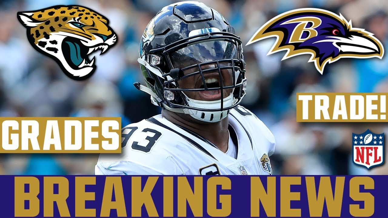 Jaguars to trade Calais Campbell to Ravens for 2020 draft pick, per ...