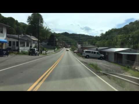 Short drive in Jenkins Kentucky