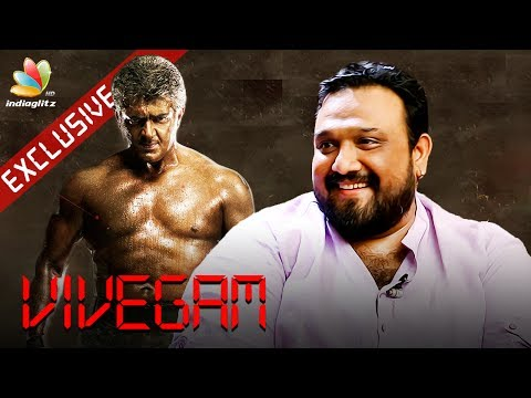 Ajith means 'GETHU' : First Exclusive Vivegam Interview - Director Siva on Trailer Release Date
