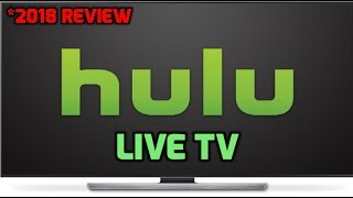 Hulu Live Tv Review - Worth cutting the cord? Better than Youtube TV & DirectTV Now?