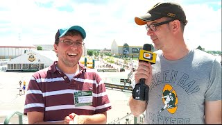Green Bay Packers Training Camp Day 2 Recap
