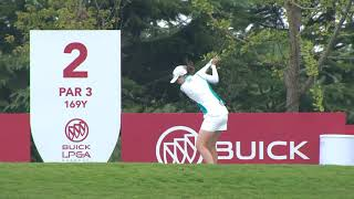Brittany Altomare Makes Hole in One During Opening Round of 2019 Buick LPGA Shanghai