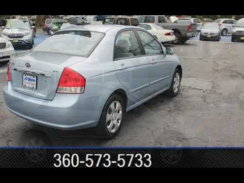 2007 Kia Spectra LX for sale in Vancouver, WA