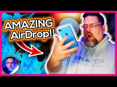 AirDrop is AMAZING! The Weekly XR Update! Week 3 of 52
