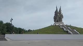 Памятник Соединение фронтов Калач на Дону