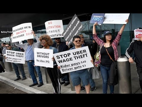 California Bill Passed to Make Uber & Lyft Drivers Employees
