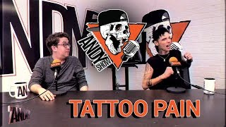 "Video ""TATTOO PAIN"" - The Andy Show - Patreon Throwback download MP3, 3GP, MP4, WEBM, AVI, FLV Juli 2018"