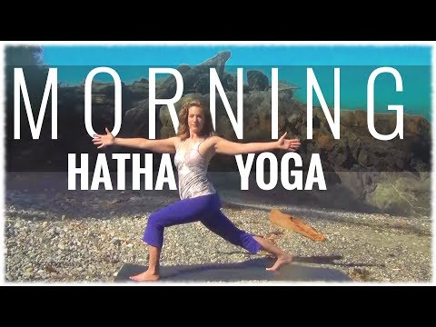 Morning Hatha Yoga with Melissa Krieger