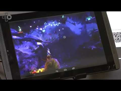 Nvidia Tegra K1 Mobile Game Technology Demo