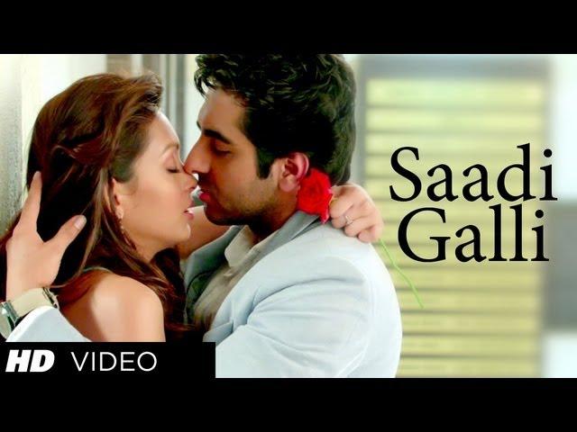 Saadi Galli Aaja Nautanki Saala Video Song ★ Ayushmann Khurrana, Pooja Salvi