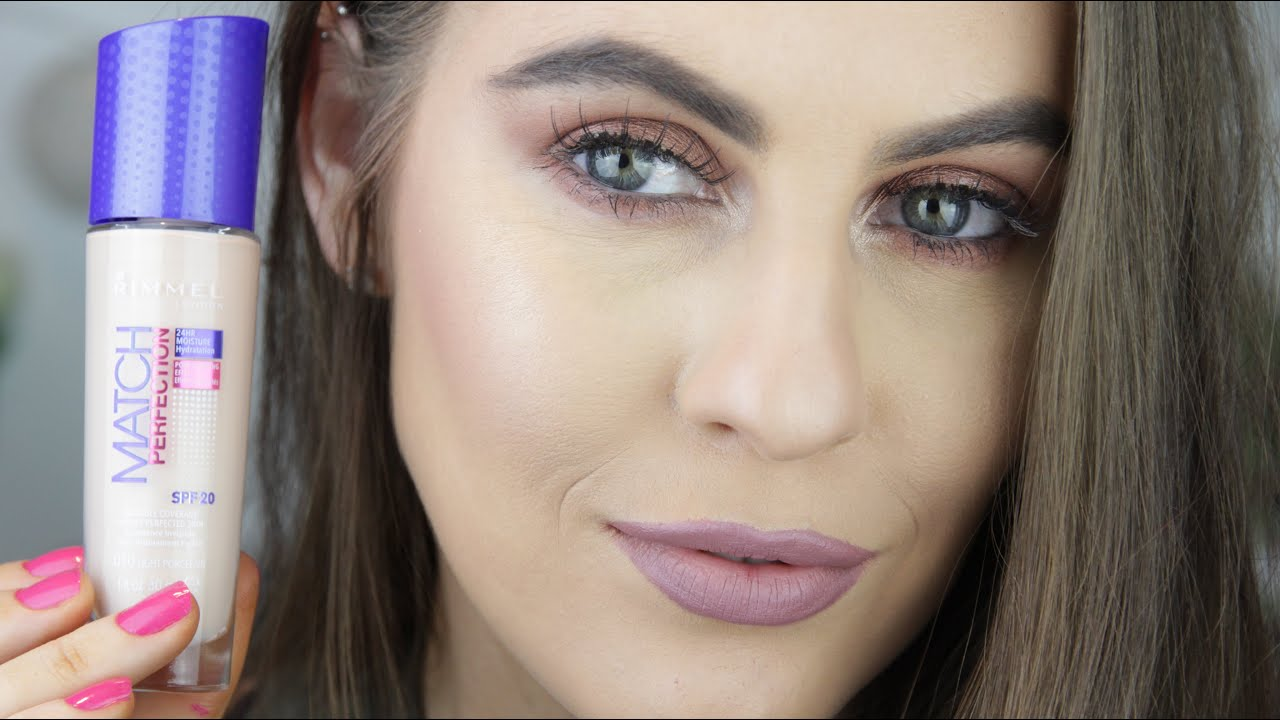 Rimmel Match Perfection Makeup Vidalondon