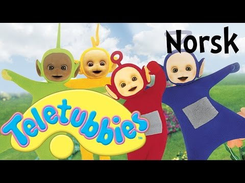 Teletubbies på norsk - full episode: Neds sykkel.