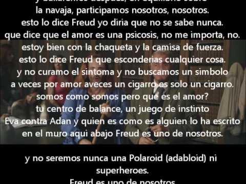 Freud   Nek Feat J Ax   Lyrics Español
