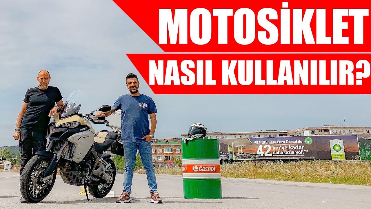 Download Motosiklet Nasıl Kullanılır?