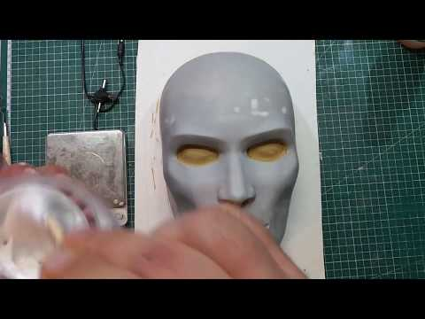Как сделать маску самому. Джон Доу .