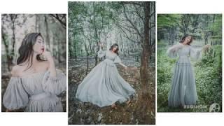 Платья с Aliexpress - Длинное романтическое платье с открытыми плечами в стиле фэнтези