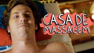 CASA DE MASSAGEM