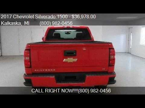 2017 chevrolet silverado 1500 lt for sale in kalkaska mi for Voice motors kalkaska michigan