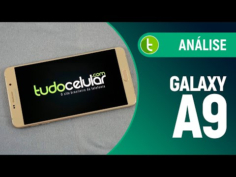 Análise Samsung Galaxy A9 | Review do TudoCelular