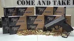 Springfield XD-40 and 1000 rounds of Blazer Brass ammo
