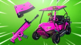 How to Unlock NEW FREE CUDDLE HEARTS WRAP in Fortnite! New FREE FORTNITE VALENTINES DAY WRAP Reward!
