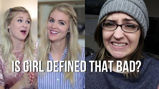 Gambar cover Is Girl Defined Really THAT Bad? | A Christian's Perspective