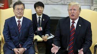 Trump casts more doubt on North Korea summit