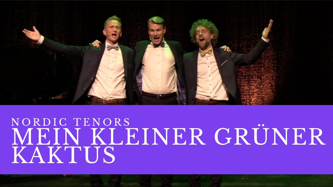 Nordic Tenors // Mein Kleiner Grüner Kaktus