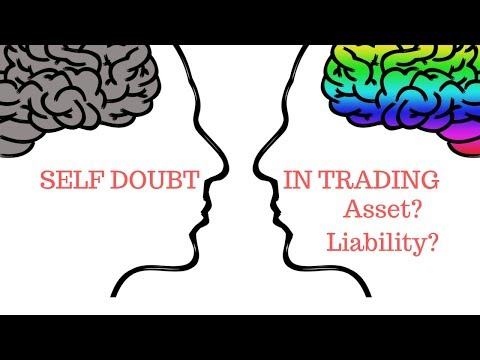Self Doubt in Trading. Asset or Liability?