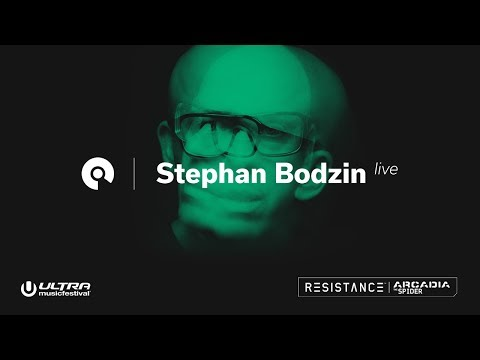 Stephan Bodzin Live @ Ultra 2018: Resistance Arcadia Spider  Day 2 BEAT.TV