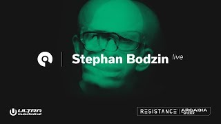 Music maestro Stephan Bodzin performing LIVE at Resistance Arcadia ...