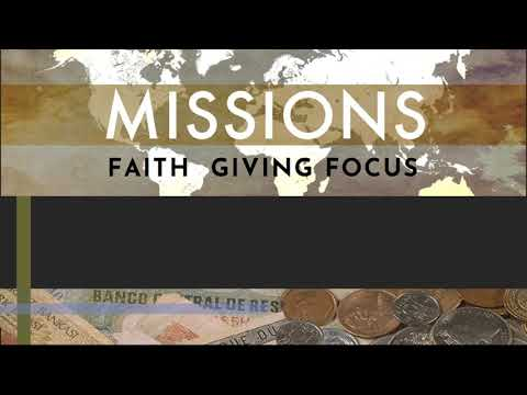 Generosity - Sowing and Reaping