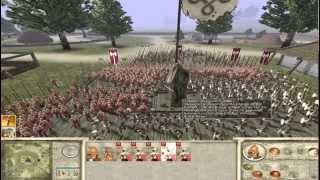 Let's Play Rome Total War - Germanen (Sehr Schwer) 4 - Zermalmt die Gallier... und die Briten