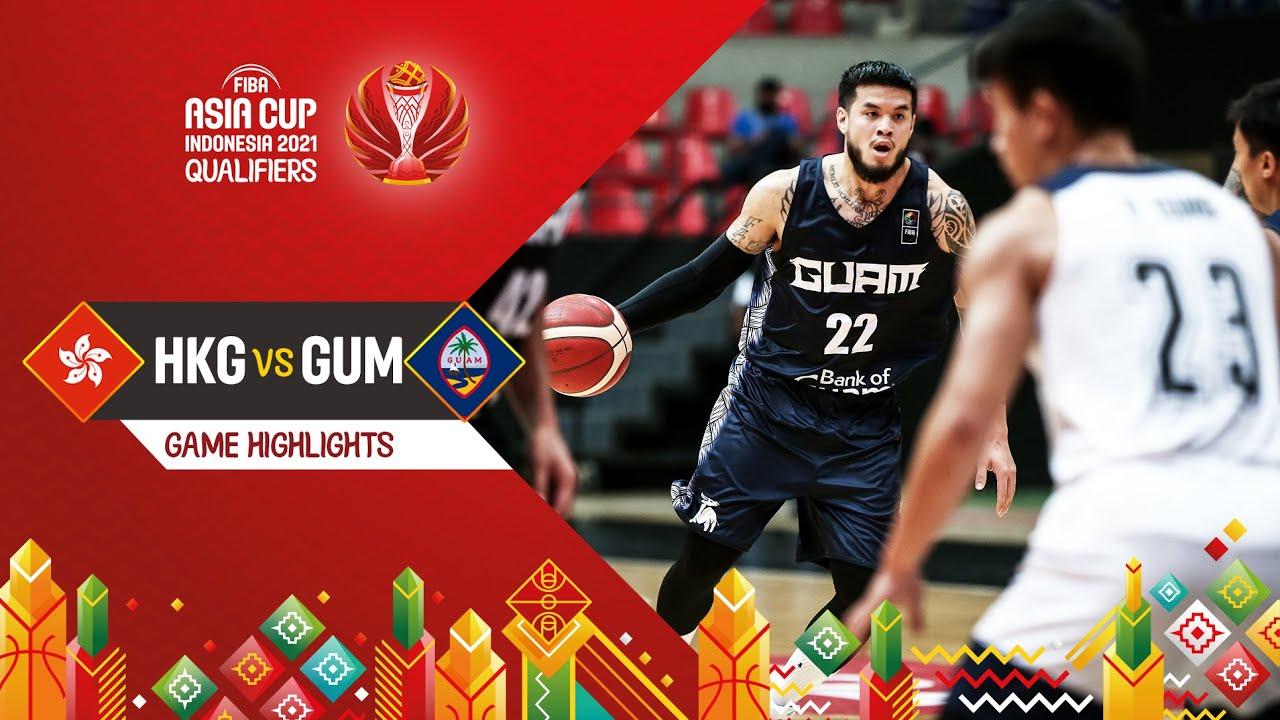 Download Hong Kong - Guam | Highlights - FIBA Asia Cup 2021 Qualifiers