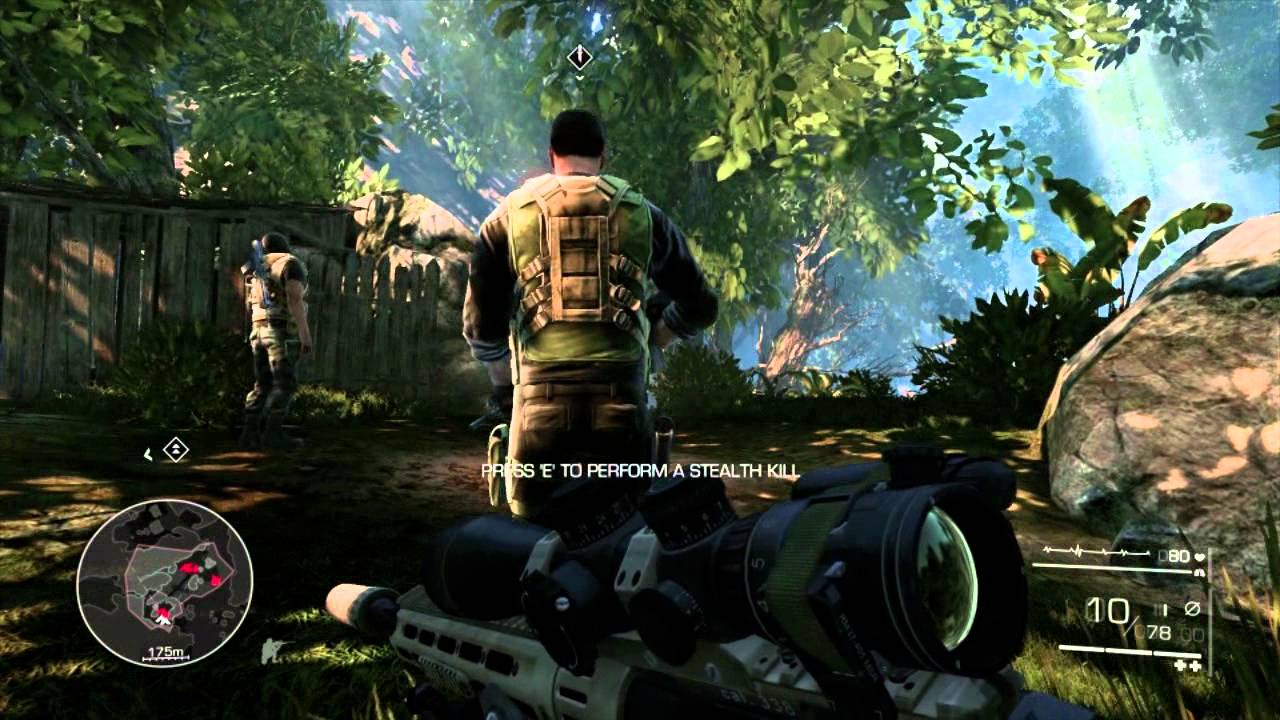 sniper ghost warrior 3 how to get macmillan
