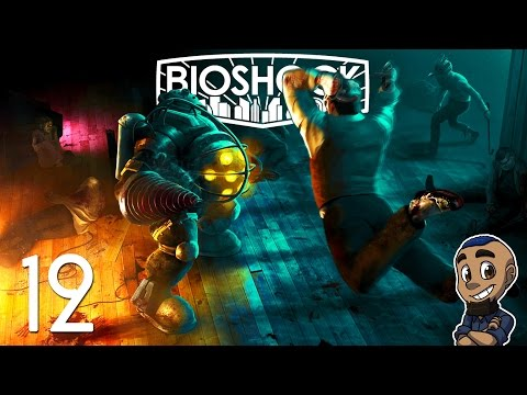 BIG DADDY   BioShock Remastered (The Collection)   Part 12   Gameplay Walkthrough PS4 Xbox One
