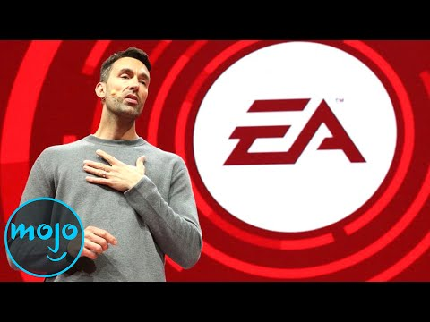 Top 10 Video Game Companies Fans Hate The Most