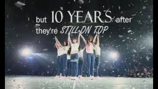 SNSD: 10 YEARS ON TOP (10th Anniversary Special) - Stafaband