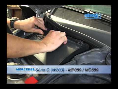 Malhaweb Mercedes Como Trocar O Filtro De Ar