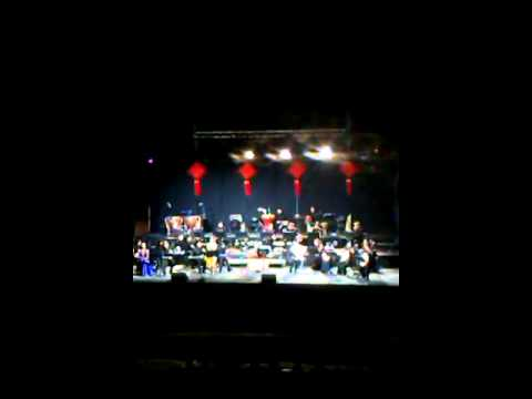 Broadcasting chinese orchestra, santiago a mil