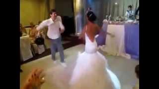 Вот это невеста
